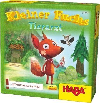 Kleiner Fuchs Tierarzt (Kinderspiel), Kristin Mückel