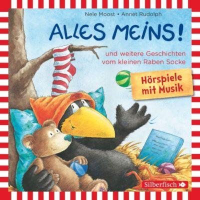 Kleiner Rabe Socke: Alles meins!, Nele Moost, Annet Rudolph