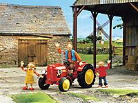 Kleiner Roter Traktor - Produktdetailbild 1