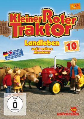 Kleiner Roter Traktor 10 - Landleben, Colin Reeder, Peter Tye, Keith Littler, Russell Haigh, Jimmy Hibbert