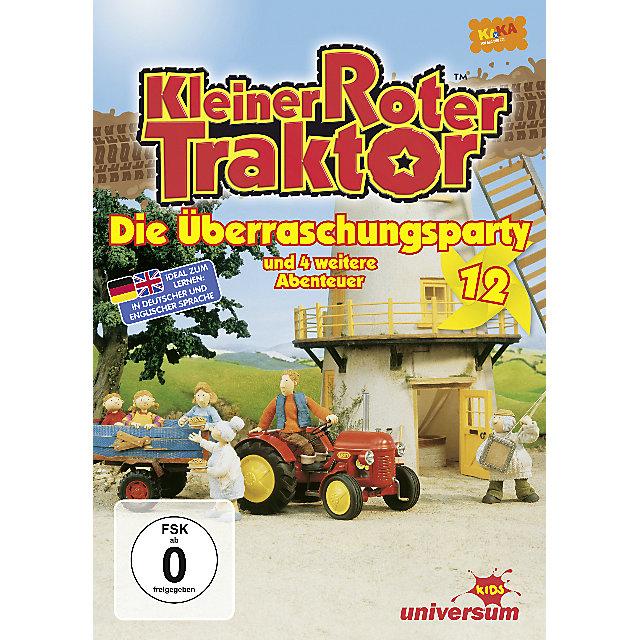 kleiner roter traktor 12  die Überraschungsparty film