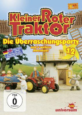 Kleiner roter Traktor 12 - Die Überraschungsparty, Colin Reeder, Peter Tye, Keith Littler, Russell Haigh, Jimmy Hibbert