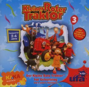 Kleiner Roter Traktor 3,Audio: Geburtstag U 5 Wei, Kleiner roter Traktor