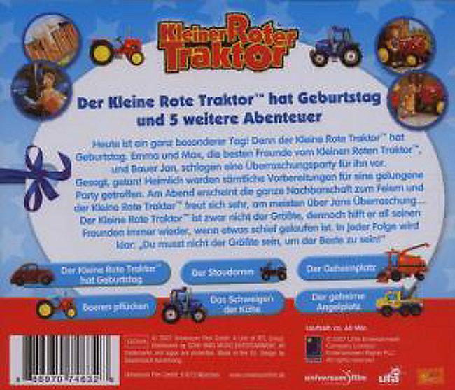 Kleiner Roter Traktor 3 Audio Geburtstag U 5 Wei Weltbild De