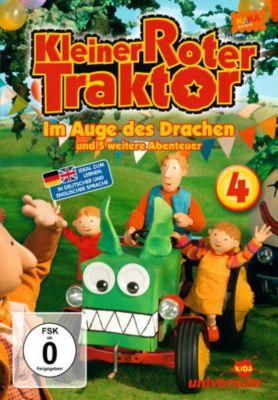 Kleiner Roter Traktor 4 - Im Auge des Drachen, Kleiner roter Traktor