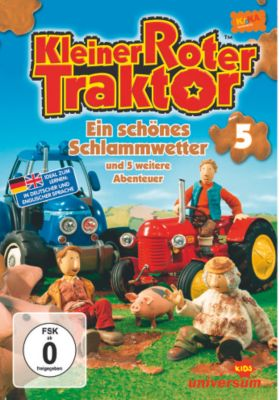 Kleiner Roter Traktor 5 - Ein schönes Schlammwetter, Colin Reeder, Peter Tye, Keith Littler, Russell Haigh, Jimmy Hibbert
