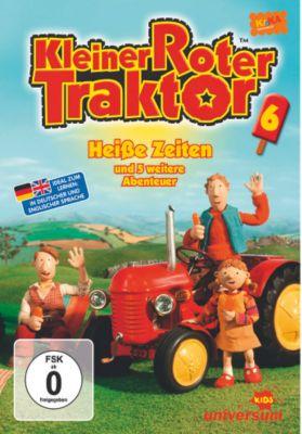 Kleiner Roter Traktor 6, Colin Reeder, Peter Tye, Keith Littler, Russell Haigh, Jimmy Hibbert