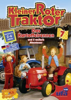 Kleiner Roter Traktor 7 - Das Kartoffelrennen, Colin Reeder, Peter Tye, Keith Littler, Russell Haigh, Jimmy Hibbert