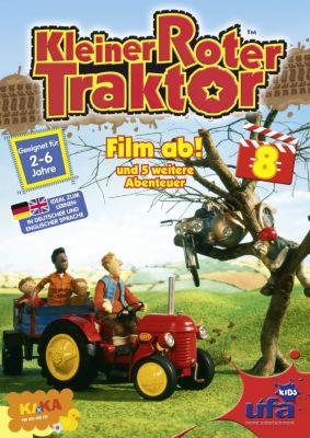 Kleiner Roter Traktor 8 - Film ab!, Colin Reeder, Peter Tye, Keith Littler, Russell Haigh, Jimmy Hibbert