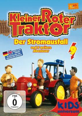 Kleiner Roter Traktor 9 - Der Stromausfall, Colin Reeder, Peter Tye, Keith Littler, Russell Haigh, Jimmy Hibbert