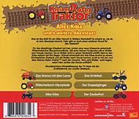 Kleiner Roter Traktor - Alles Käse und 5 weitere Abenteuer, 1 Audio-CD - Produktdetailbild 1