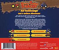 Kleiner Roter Traktor - Auf Geisterjagt und 4 weitere Abenteuer, 1 Audio-CD - Produktdetailbild 1