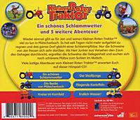Kleiner Roter Traktor - Ein schönes Schlammwetter und 5 weitere Abenteuer, 1 Audio-CD - Produktdetailbild 1