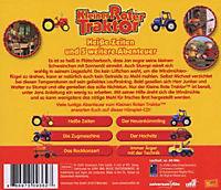 Kleiner Roter Traktor - Heiße Zeiten und 5 weitere Abenteuer, 1 Audio-CD - Produktdetailbild 1