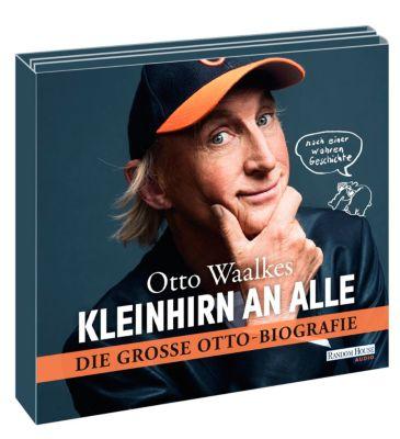 Kleinhirn an alle, 6 Audio-CDs - Otto Waalkes |