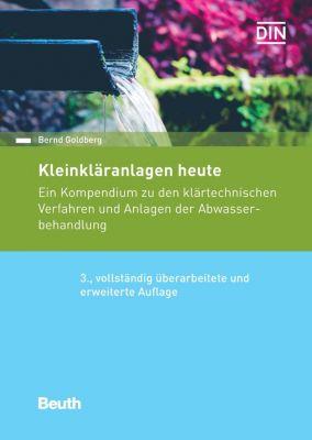 Kleinkläranlagen heute, Bernd Goldberg