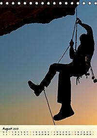 Klettern und Bergsteigen (Tischkalender 2019 DIN A5 hoch) - Produktdetailbild 8