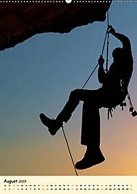 Klettern und Bergsteigen (Wandkalender 2019 DIN A2 hoch) - Produktdetailbild 8