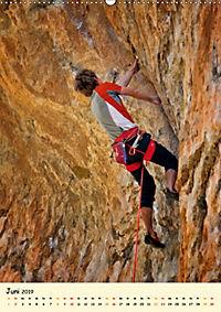 Klettern und Bergsteigen (Wandkalender 2019 DIN A2 hoch) - Produktdetailbild 6