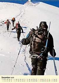 Klettern und Bergsteigen (Wandkalender 2019 DIN A2 hoch) - Produktdetailbild 12
