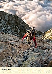 Klettern und Bergsteigen (Wandkalender 2019 DIN A2 hoch) - Produktdetailbild 10