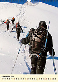 Klettern und Bergsteigen (Wandkalender 2019 DIN A3 hoch) - Produktdetailbild 12