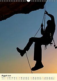 Klettern und Bergsteigen (Wandkalender 2019 DIN A3 hoch) - Produktdetailbild 8