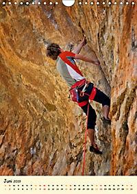 Klettern und Bergsteigen (Wandkalender 2019 DIN A4 hoch) - Produktdetailbild 6