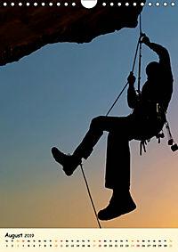 Klettern und Bergsteigen (Wandkalender 2019 DIN A4 hoch) - Produktdetailbild 8