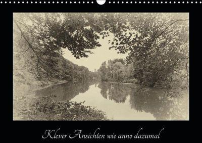 Klever Ansichten wie anno dazumal (Wandkalender 2019 DIN A3 quer), Gudrun Nitzold-Briele