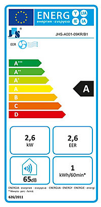 Klimaanlage 9.000btu - Produktdetailbild 3