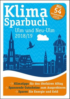 Klimasparbuch Ulm und Neu-Ulm 2018/19 -  pdf epub