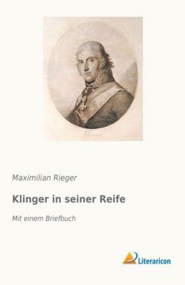 Klinger in seiner Reife - Maximilian Rieger |