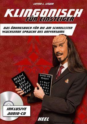 Klingonisch für Einsteiger, m. Audio-CD, Lieven L. Litaer