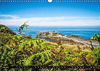 Klippen und Meer. Fantastische Ausblicke auf den Inseln im Ärmelkanal (Wandkalender 2019 DIN A3 quer) - Produktdetailbild 7