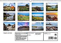 Klippen und Meer. Fantastische Ausblicke auf den Inseln im Ärmelkanal (Wandkalender 2019 DIN A3 quer) - Produktdetailbild 13