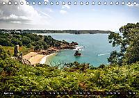 Klippen und Meer. Fantastische Ausblicke auf den Inseln im Ärmelkanal (Tischkalender 2019 DIN A5 quer) - Produktdetailbild 4
