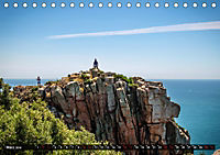 Klippen und Meer. Fantastische Ausblicke auf den Inseln im Ärmelkanal (Tischkalender 2019 DIN A5 quer) - Produktdetailbild 3