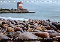 Klippen und Meer. Fantastische Ausblicke auf den Inseln im Ärmelkanal (Tischkalender 2019 DIN A5 quer) - Produktdetailbild 12