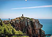 Klippen und Meer. Fantastische Ausblicke auf den Inseln im Ärmelkanal (Wandkalender 2019 DIN A2 quer) - Produktdetailbild 3