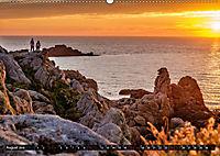 Klippen und Meer. Fantastische Ausblicke auf den Inseln im Ärmelkanal (Wandkalender 2019 DIN A2 quer) - Produktdetailbild 8
