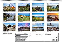 Klippen und Meer. Fantastische Ausblicke auf den Inseln im Ärmelkanal (Wandkalender 2019 DIN A2 quer) - Produktdetailbild 13