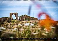 Klippen und Meer. Fantastische Ausblicke auf den Inseln im Ärmelkanal (Wandkalender 2019 DIN A2 quer) - Produktdetailbild 1