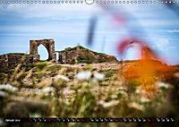 Klippen und Meer. Fantastische Ausblicke auf den Inseln im Ärmelkanal (Wandkalender 2019 DIN A3 quer) - Produktdetailbild 1