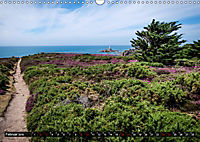 Klippen und Meer. Fantastische Ausblicke auf den Inseln im Ärmelkanal (Wandkalender 2019 DIN A3 quer) - Produktdetailbild 2