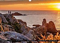 Klippen und Meer. Fantastische Ausblicke auf den Inseln im Ärmelkanal (Wandkalender 2019 DIN A3 quer) - Produktdetailbild 8