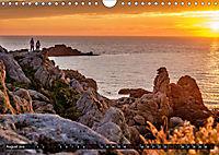 Klippen und Meer. Fantastische Ausblicke auf den Inseln im Ärmelkanal (Wandkalender 2019 DIN A4 quer) - Produktdetailbild 8