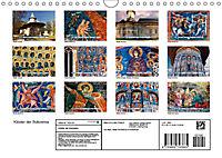 Klöster der Bukowina (Wandkalender 2019 DIN A4 quer) - Produktdetailbild 13