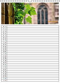 Klösterliche Stille - Familienplaner (Wandkalender 2019 DIN A3 hoch) - Produktdetailbild 3