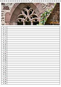 Klösterliche Stille - Familienplaner (Wandkalender 2019 DIN A3 hoch) - Produktdetailbild 7